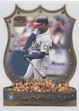 1998 Pacific Revolution - Major League Icons #4 - Ken Griffey Jr.