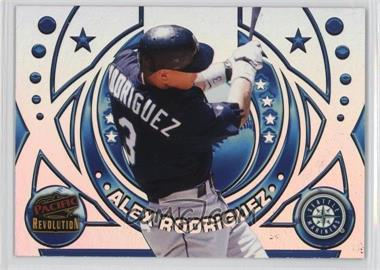 1998 Pacific Revolution - Rookies and Hardball Heroes #29 - Alex Rodriguez