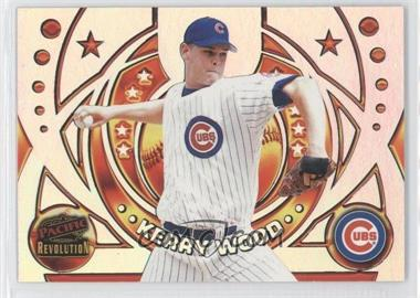 1998 Pacific Revolution - Rookies and Hardball Heroes #4 - Kerry Wood