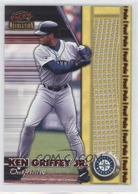 1998 Pacific Revolution Foul Pole #8 - Ken Griffey Jr.