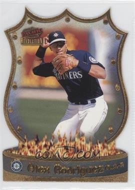 1998 Pacific Revolution Major League Icons #5 - Alex Rodriguez