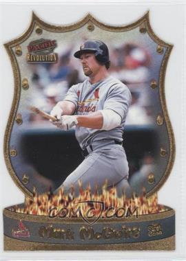 1998 Pacific Revolution Major League Icons #9 - Mark McGwire
