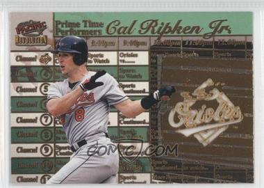 1998 Pacific Revolution Prime Time Performers #1 - Cal Ripken Jr.