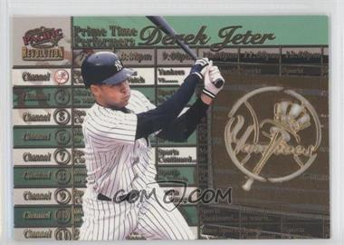 1998 Pacific Revolution Prime Time Performers #6 - Derek Jeter
