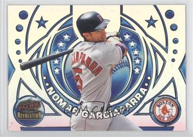 1998 Pacific Revolution Rookies and Hardball Heroes #24 - Nomar Garciaparra