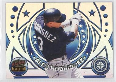 1998 Pacific Revolution Rookies and Hardball Heroes #29 - Alex Rodriguez