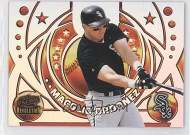 1998 Pacific Revolution Rookies and Hardball Heroes #5 - Magglio Ordonez