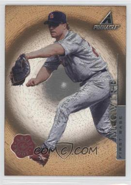1998 Pinnacle - [Base] - Artist Proof #PP56 - Mark McGwire
