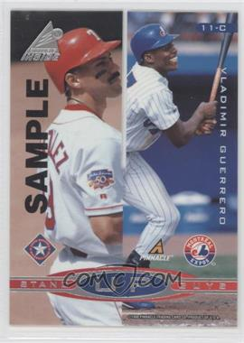 1998 Pinnacle Inside Stand Up Guys Samples #11-C - Vladimir Guerrero, Manny Ramirez (Juan Gonzalez, Sammy Sosa)