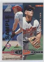 Cal Ripken Jr., Chipper Jones (Scott Rolen, Ken Caminiti)