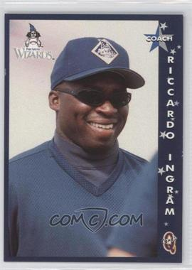 1998 Q Cards Fort Wayne Wizards #27 - Riccardo Ingram