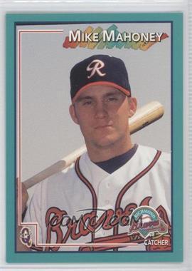 1998 Q Cards Richmond Braves #20 - Mike Mahoney