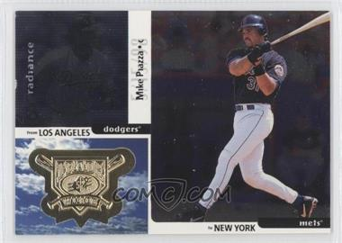 1998 SPx Finite - [Base] - Radiance #340 - Mike Piazza /1000