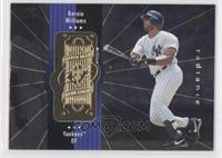 Bernie Williams /4500