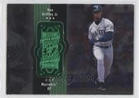 Ken Griffey Jr. (green) /10000