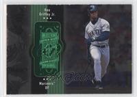 Ken Griffey Jr. (green) /10000