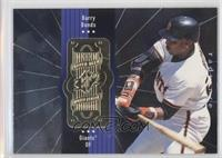 Barry Bonds /4500