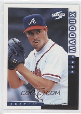 1998 Score - [Base] #9 - Greg Maddux