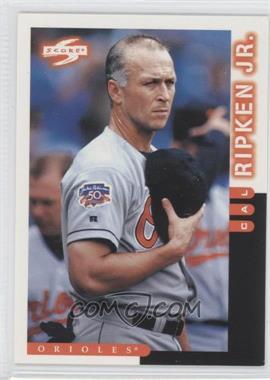 1998 Score [???] #43 - Cal Ripken Jr.