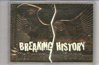 Breaking History - Mark McGwire, Sammy Sosa /20400