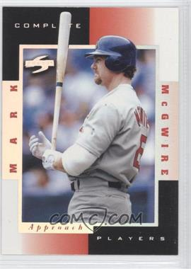 1998 Score Complete Players #2A - Mark McGwire