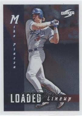1998 Score Loaded Lineup #LL5 - Mike Piazza