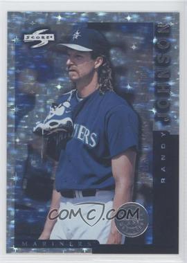 1998 Score Team Collection - Seattle Mariners - Platinum Team #9 - Randy Johnson