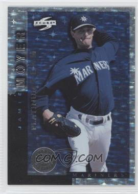 1998 Score Team Collection Seattle Mariners Platinum Team #15 - Jamie Moyer