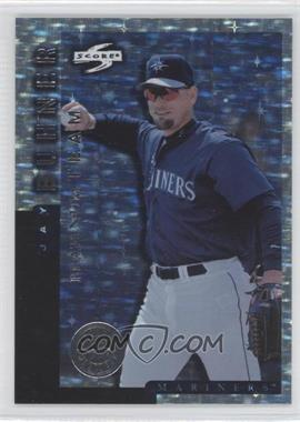 1998 Score Team Collection Seattle Mariners Platinum Team #6 - Jay Buhner
