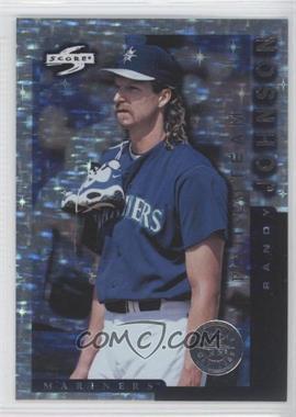 1998 Score Team Collection Seattle Mariners Platinum Team #9 - Randy Johnson