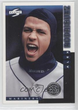 1998 Score Team Collection Seattle Mariners #2 - Alex Rodriguez