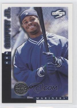 1998 Score Team Collection Seattle Mariners #4 - Ken Griffey Jr.
