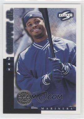 1998 Score Team Collection Seattle Mariners #4 - Ken Griffey Jr.
