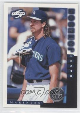 1998 Score Team Collection Seattle Mariners #9 - Randy Johnson