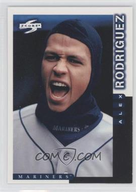 1998 Score #10 - Alex Rodriguez