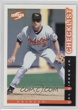 1998 Score #268 - Cal Ripken Jr.