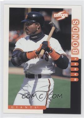 1998 Score #5 - Barry Bonds