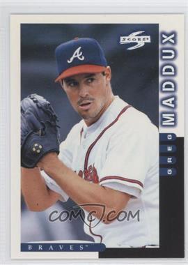 1998 Score #9 - Greg Maddux
