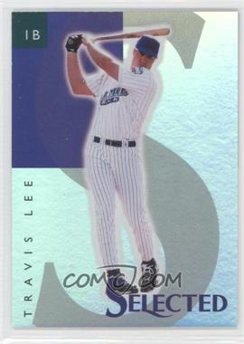 1998 Select Selected Samples #4 - Travis Lee