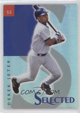 1998 Select Selected Samples #8 - Derek Jeter