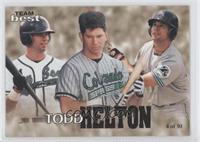 Todd Helton /400