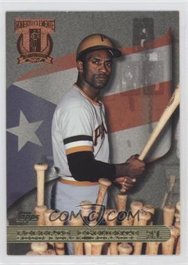 1998 Topps - A Tribute to Roberto Clemente #RC1 - Roberto Clemente
