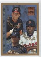 Richie Sexson, David Ortiz, Daryle Ward
