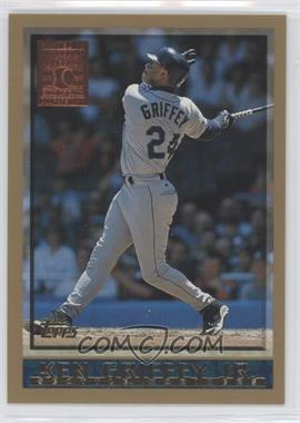 1998 Topps - [Base] - Minted in Cooperstown #321 - Ken Griffey Jr.