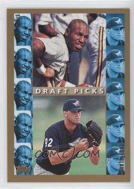 1998 Topps - [Base] #492 - Troy Glaus, J.J. Davis
