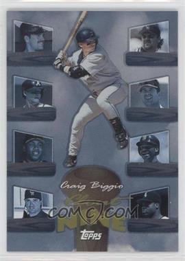 1998 Topps - Clout Nine #C4 - Craig Biggio