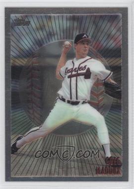 1998 Topps - Mystery Finest - Bordered #M12 - Greg Maddux
