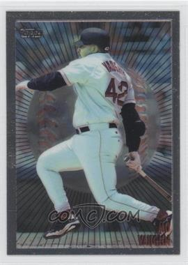 1998 Topps - Mystery Finest - Bordered #M5 - Mo Vaughn