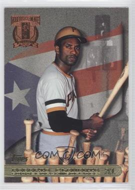 1998 Topps A Tribute to Roberto Clemente #RC1 - Roberto Clemente