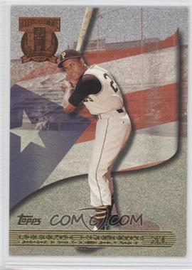 1998 Topps A Tribute to Roberto Clemente #RC2 - Roberto Clemente